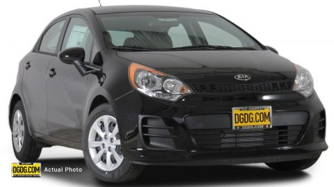New Kia Rio 5-door LX