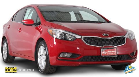 Certified Used Kia Forte EX